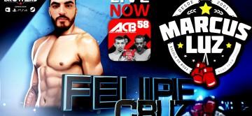 Felipe Cruz wins on ACB